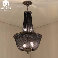 modern contemporary chain chandelier lighting fixture
