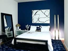 Navy Blue Wall Paint Bedroom Ideas Lovely Decorating With And Gray Best . Navy  Blue ...