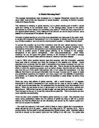 best essay on global warming best essay on global warming
