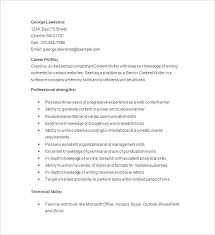 Resume Format Writing How To Write A Simple Resume How To Write