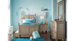 Turquoise bedroom furniture Refurbished Belmar Gray Pc Full Poster Bedroom Rooms To Go Kids Full Size Teenage Bedroom Sets 4 Piece Suites