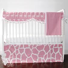 baby pink white giraffe girl crib bedding black and boy nursery gold purple sets cot gray