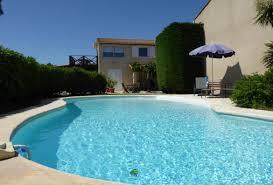 1 Bedroom Holiday Rental Villa With Pool In Marseillan