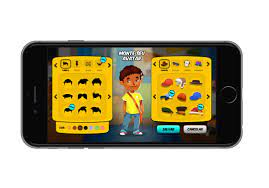 Slideshow: Maio Amarelo Kids - Game mobile