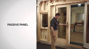 identifying the parts of andersen frenchwood hinged inswing patio doors you