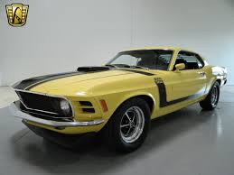 Ford Mustang 1970- Boss 302 images - Muscle Car Fan