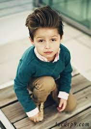Các kiểu tóc bé trai hàn quốc đẹp hợp mốt đang được yêu thích nhất trong