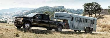 2018 ford f series super duty tow