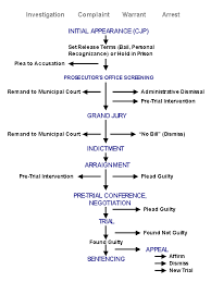 Criminal Justice Process Chart The Criminal Justice Process Morris County Prosecutors Office