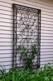 metal garden wall art outdoor uk