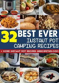 Instead of starting with those, start with a recipe straight from the this recipe on the instant pot website highlights one very important truth about the machine — it does not allow much at all in the form of evaporation. Recipe This Instant Pot Camping Recipes Recipes Healthy Instant Pot Recipes Easy One Pot Meals