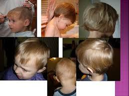Stříhání Malých A Velkých Dětí Technika Stříhání Dětských Vlasů
