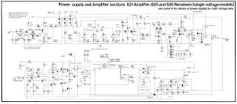 the armstrong 600 series amplifier faq and diagrams ampsm gif 19kb