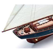 wooden model ship kit canadian fishing regattas schooner bluenose