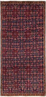 130cm x 267cm malayer persian runner rug