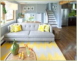 idea yellow and grey rugs or remarkable grey chevron area rug yellow chevron area rug home