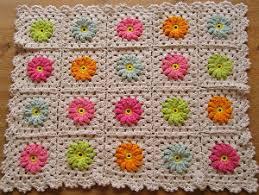 Granny Square Blanket Pattern Best Vintage Daisy Granny Square Blanket AllFreeCrochetAfghanPatterns