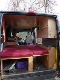 ideas for camper van conversions 29 designs of diy campervan conversion kits