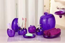 Plum Accessories For Bedroom Accessories Foxy Gray Bathroom Decor Grey Accessories Purple