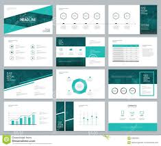 Presentation Design Templates Business Presentation Design Template And Page Layout With