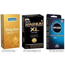 magnum xl size large size condoms value pack 30 pack buy online