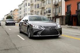 2018 lexus technology. simple lexus 2018 lexus ls 500 overthetop driverassist and safety technology for lexus technology n