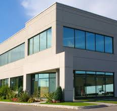 Exterior Office Windows Aaa Glass And Mirror Inc Showers