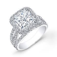 10 00 carat cushion cut diamond halo engagement ring diamond