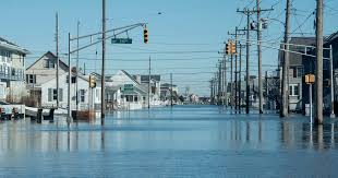 High Tide Chart Wildwood Nj Floodwaters Ravage Jersey Shore Towns After Record Storm