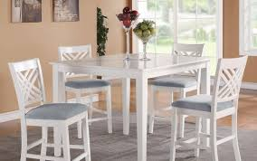 dining bistro base counter white home kitchen fire cha legs set lacquer height table ideas and
