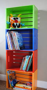 Colorful kids furniture Study Kids Need Lots Of Storage For All Their Toys They Dont Need Anything Fancy Or Complicated In Fact The Simpler The Better This Way The Kids Get To Learn Homedit How To Choose The Right Furniture For The Kids Room