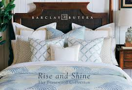 rise and shine the bwood collection bedding