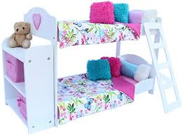 20 Pc. Bedroom Set For 18 Inch American Girl Doll Promotion #y5l8d9y4