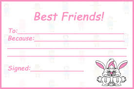 Small Picture Best Friends Girls Certificate Printable Coloring Pages