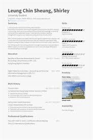 24 Internship Resume Template Templates Best Resume Templates