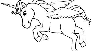 Small Picture Unicorn Coloring Pages To Print Impressive Idea Coloring Pages