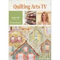 357 best quilting arts tv images on Pinterest | Architecture ... & Quilting Arts TV, Series 100 (Video Download) | InterweaveStore.com Adamdwight.com