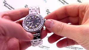 <b>Часы Восток</b> Амфибия 420335 - Видео обзор от ...