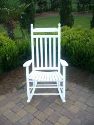 patio ideas outdoor wicker rocking chair uk slat back rocking chair to enlarge patio