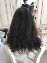 髪を下ろすとボサボサ広がるくせ毛をカットで素敵ボブヘアに 18