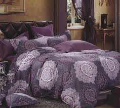 bright design purple full size comforter set extra long bedding in tyrian oversized xl