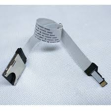 Pragmatic Plastic <b>Micro SD</b> To <b>TF</b> Card Extension Cable Adapter ...