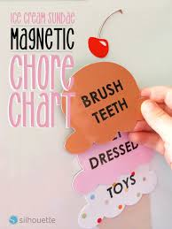 Best Diy Crafts Ideas Diy Chore Charts Adorable Magnetic