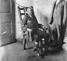 electric chair execution gone wrong. electric chair execution gone wrong