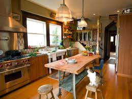 Kitchen For Older Homes A Century Old Kitchen Comes To Life Hgtv