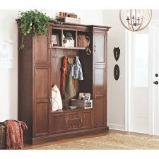 Home Decorators Collection Royce Polar White Hall Tree-7474200410 ...