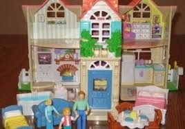inexpensive dollhouse furniture. 44 Best Sweet Streets Images On Pinterest   Childhood, Nostalgia In Fisher Price Inexpensive Dollhouses Dollhouse Furniture C