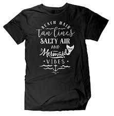 Amazoncom Funny Beach Adult T Shirt Cotton Short Sleeve Shirt