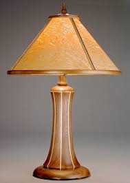 items similar to turned wood table lamp with translucent