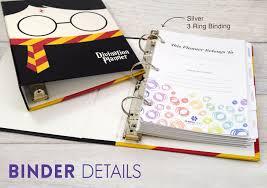 Custom Binder Cover Introducing A 3 Ring Planner Binder Purpletrail Planners